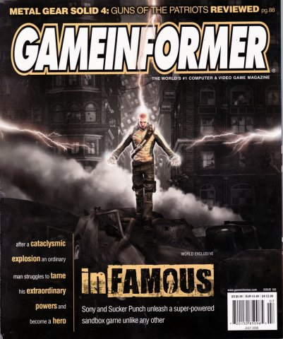 Game Informer Issue 183 July 2008