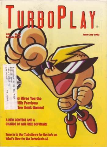 TurboPlay Issue 013 June-July 1992