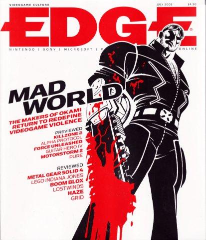 Edge 190 (July 2008)