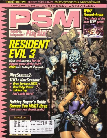 PSM Issue 028 December 1999