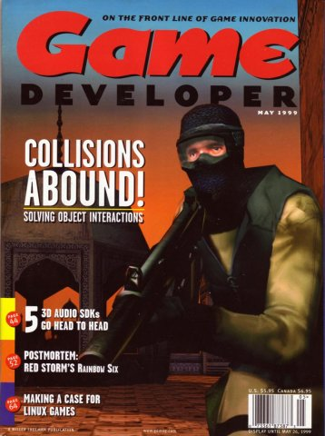 Game Developer 042 May 1999