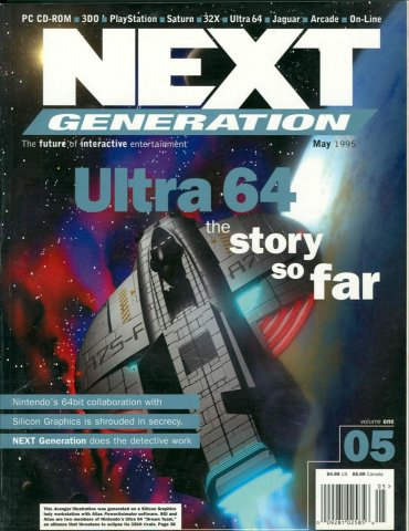 Next Generation Issue 05 May 1995