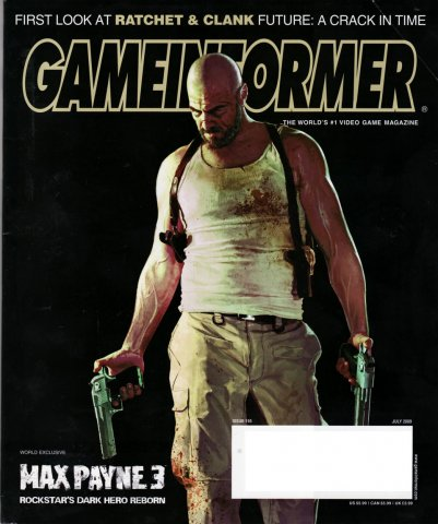 Game Informer Issue 195 July 2009