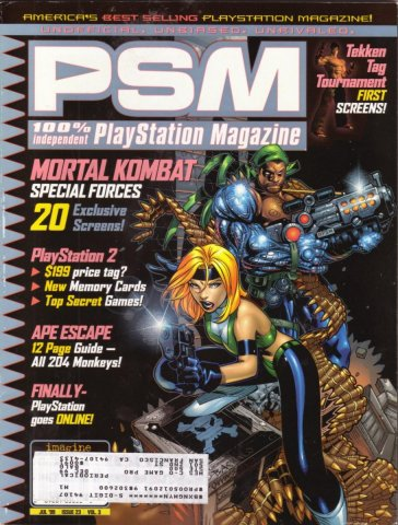 PSM Issue 023 July 1999