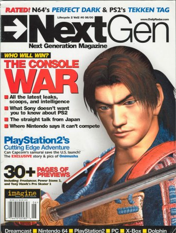 Next Generation Issue 66 June 2000