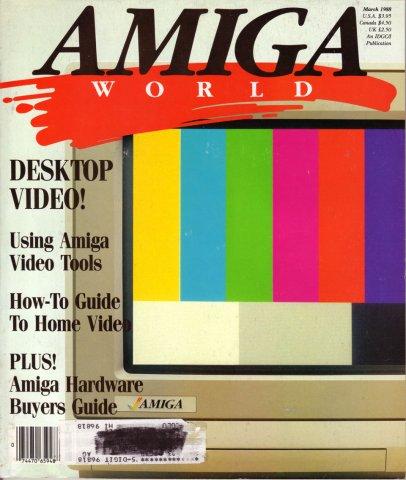 Amiga World 8803