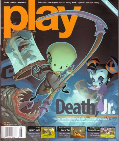 play Issue 041 (May 2005)