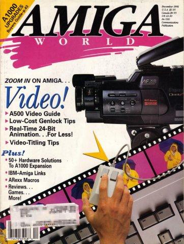 Amiga World 9112