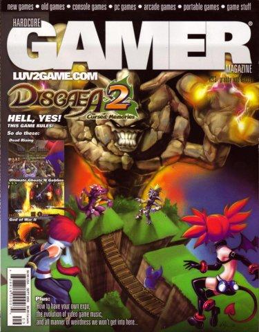 Hardcore Gamer Issue 15 September 2006