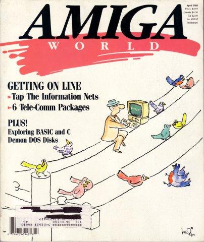 Amiga World 8804
