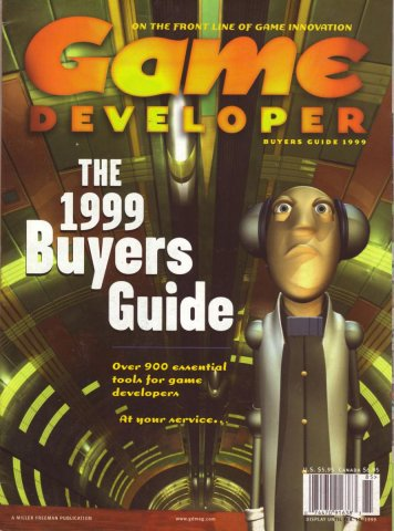 Buyer&39;s Guide 1999 Game Developer