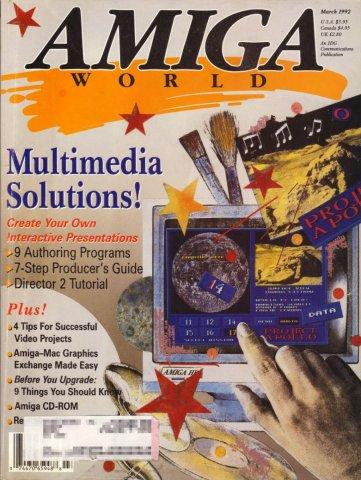 Amiga World 9203