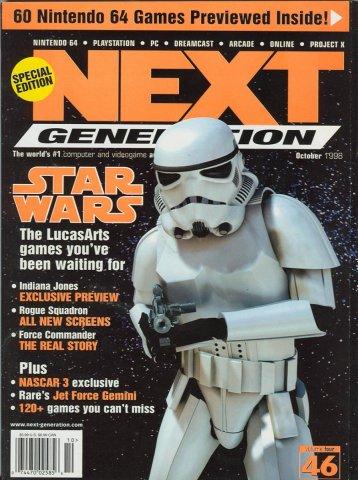 Next Generation Issue 46 October 1998