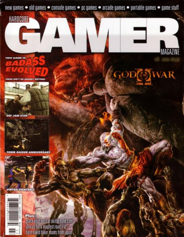 Hardcore Gamer Issue 21 March 2007