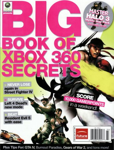 Official xbox issue  bigbook