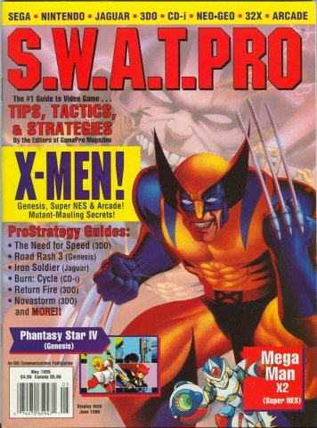 S.W.A.T.Pro Issue 23 May 1995