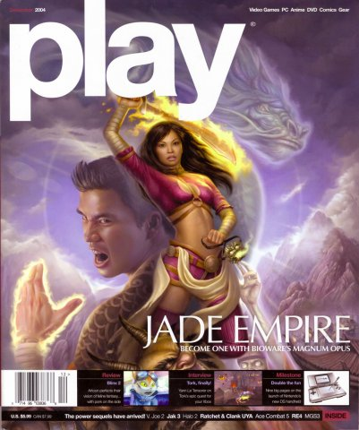 play issue 036 (December 2004)