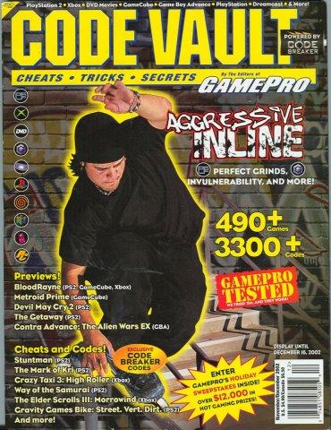 Code Vault Issue 08 November/December 2002