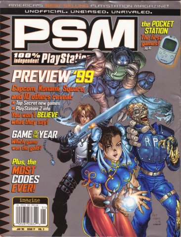 PSM Issue 017 January 1999