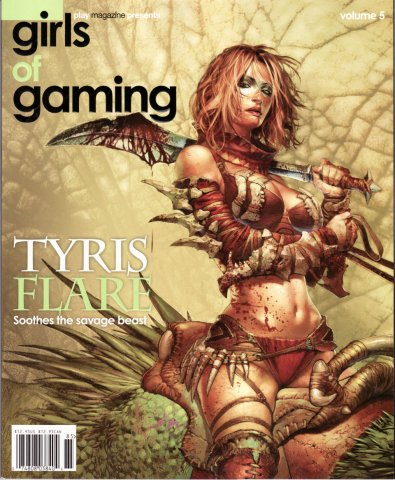 Girls of Gaming Issue 05 (cover 1) (2008)