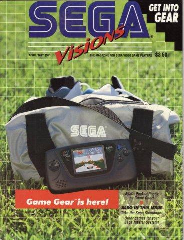 Sega Visions Issue 004 (April/May 1991)
