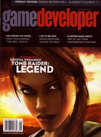 Game Developer 126 Aug 2006