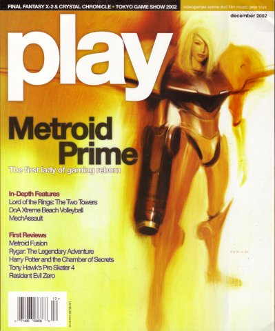 play issue 012 (December 2002)