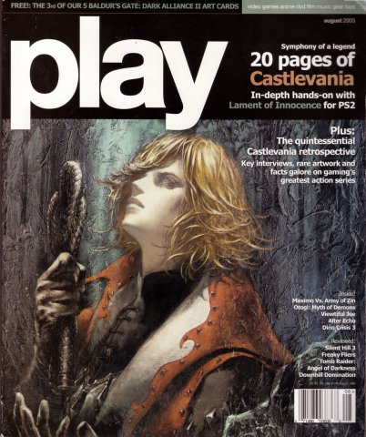 play issue 020 (August 2003)