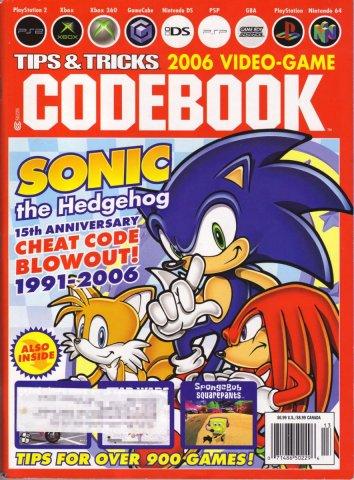 Tips & Tricks 2006 Video Game Codebook