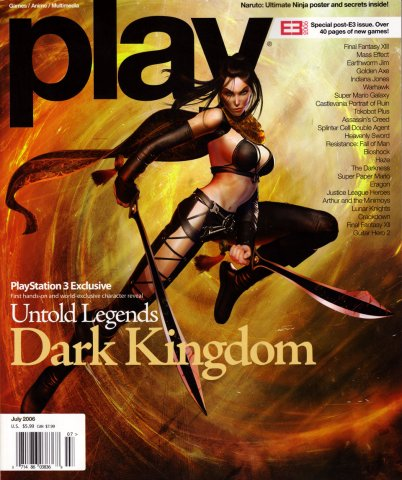 play Issue 055 (July 2006)
