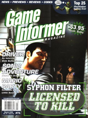 Game Informer Issue 071 March 1999