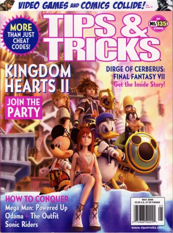 Tips & Tricks Issue 135 May 2006