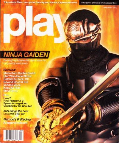 play issue 023 (November 2003)