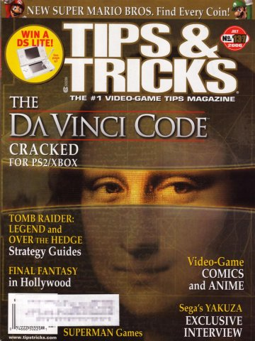 Tips & Tricks Issue 137 July 2006