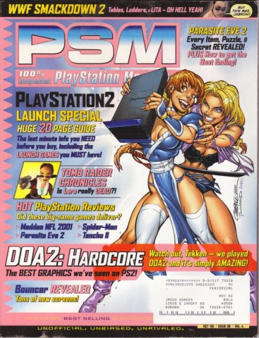PSM Issue 038 October 2000