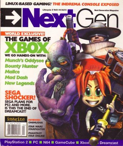 Next Generation Issue 76 April 2001