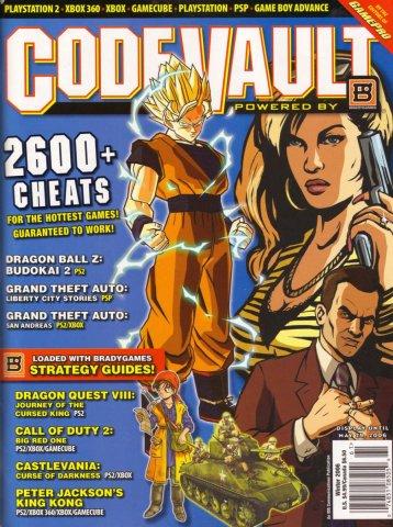 Code Vault Issue 32 Winter 2006