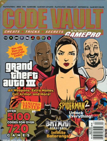 Code Vault Issue 04 April 2002