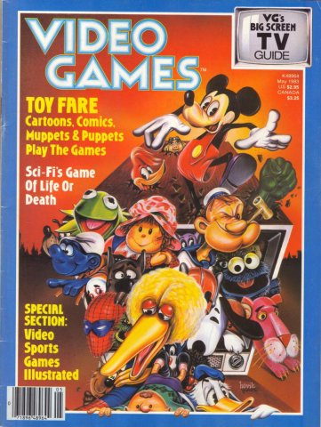 Video Games Issue 08 (May 1983)