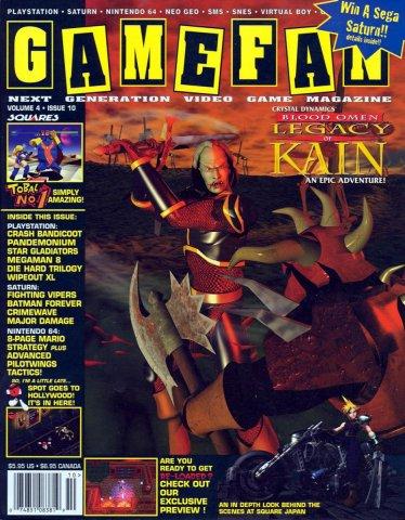 Gamefan Issue 46 October 1996 (Volume 4 Issue 10)
