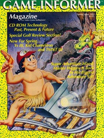 Game Informer Issue 004 Spring 1992