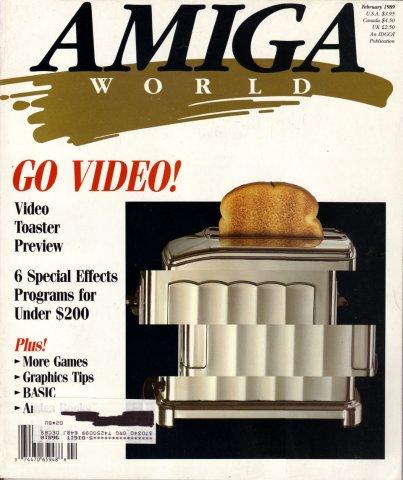 Amiga World 8902