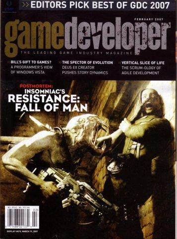 Game Developer 132 Feb 2007