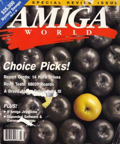 Amiga World 8907
