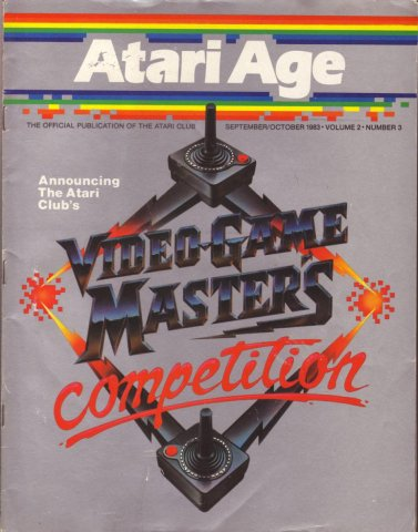 Atari Age Issue 10 September/October 1983