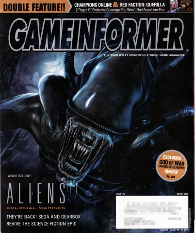 Game Informer Issue 179 March 2008