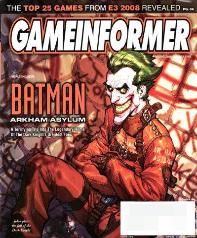 Game Informer Issue 185 September 2008