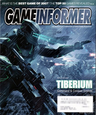 Game Informer Issue 177 January 2008