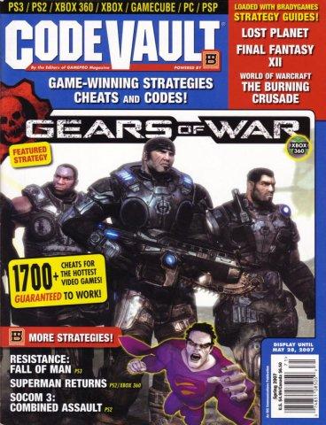 Code Vault Issue 37 Spring 2007
