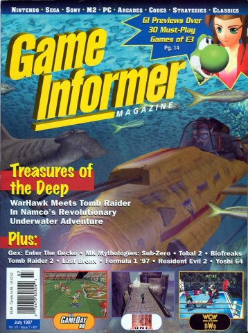 Game Informer Issue 051 July 1997